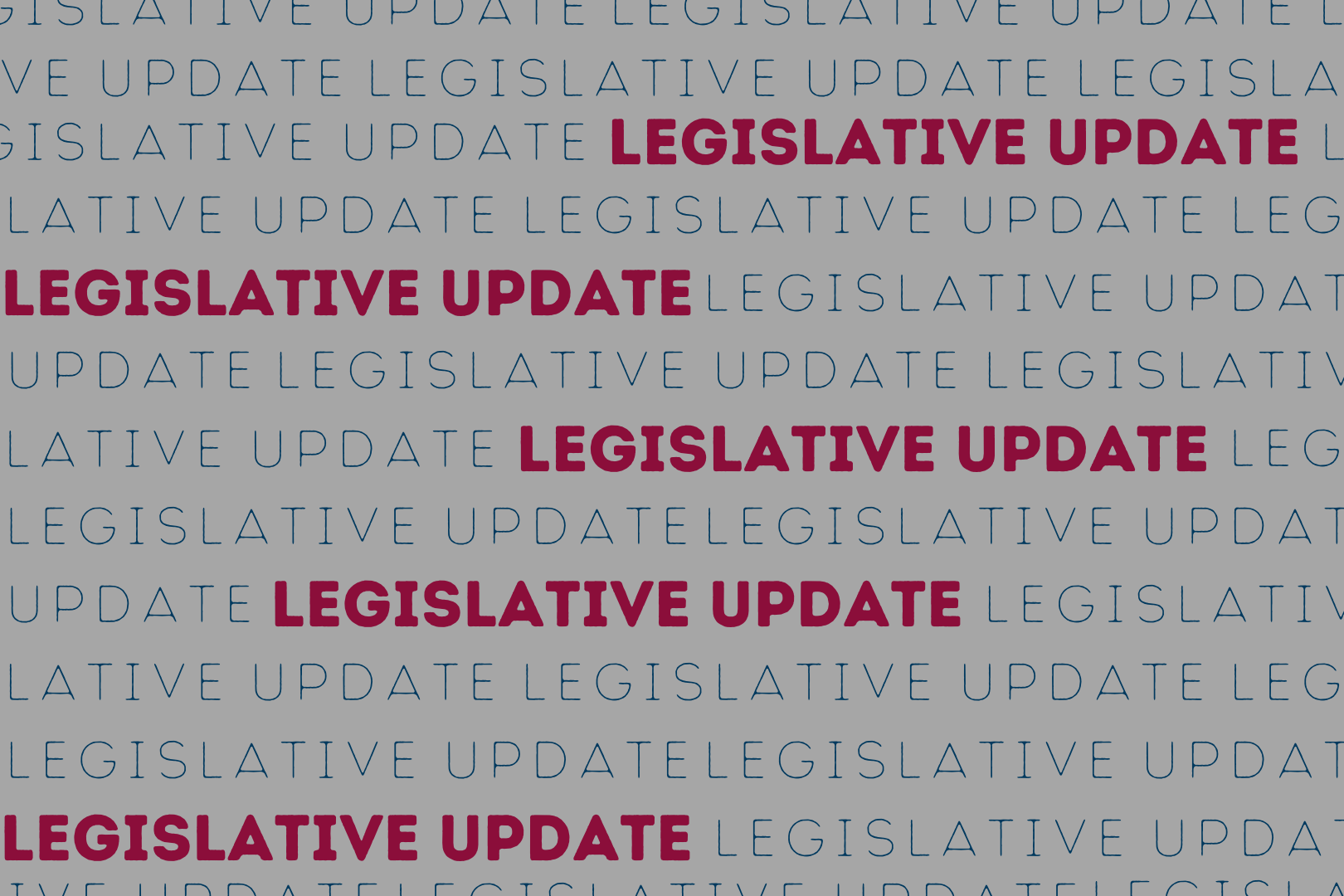 Legislative Update Featured Image